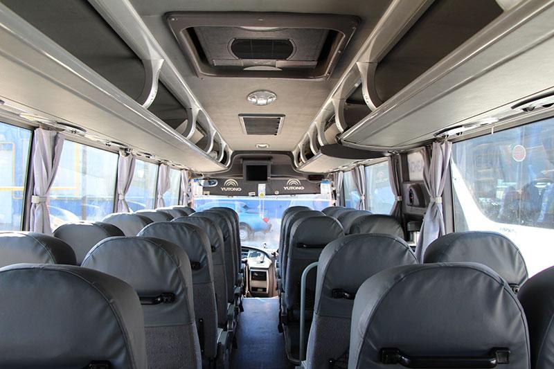 Автобус пассажирский фото